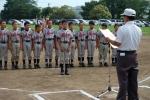 若葉区連夏季大会Bチーム準優勝!Aチームは第3位。
